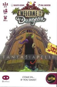 Welcome to the Dungeon Boardgame