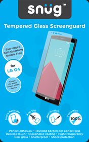 Snug Tempered Glass Screenguard - LG G4