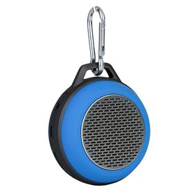 Astrum Wireless Speaker Metal Hook Blue - ST130