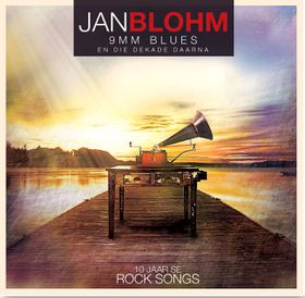 Jan Blohm - 9MM Blues (CD)