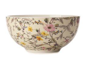 Maxwell and Williams - William Kilburn 16 cm Breakfast Bowl - Su mmer Blossom