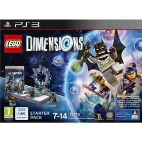 Lego Dimensions - Starter Pack (PS3)