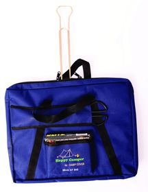 Happy Camper - Braai Kit Bag - Blue