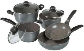 Stoneline Cookware Set - 8 Piece