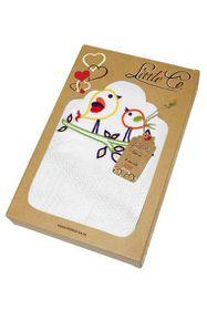 LittleCo - Cellular Blanket - Bird