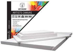 "Artboard Stretched Canvas - 6 x 6"""