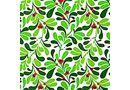 Mistletoe Ornament 3 Ply Serviettes