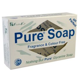 Pure Glycerine Soap - 4 x 150g