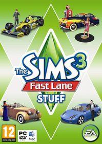 Sims 3: Fast Lane Stuff pack (PC)