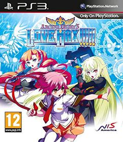 Arcana Heart 3: Love Max (PS3)