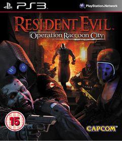 Resident Evil: Operation Raccoon City (BBFC) (PS3)