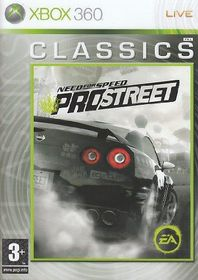 Need For Speed Prostreet - Classics (Xbox 360)