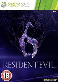 Resident Evil 6 (BBFC) (Xbox 360)