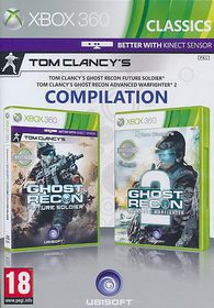 Tom Clancy's Ghost Recon Future Soldier & Advanced Warfighter 2 (Double Pack) (Classics) (Xbox 360)