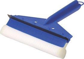 Moto-Quip - Short Solid Plastic Handle Squeegee