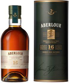 Aberlour 16 Year Old Single Malt Whiskey Case (6 x 750ml)