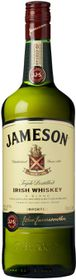 Jameson - Irish Whiskey - 1 Litre