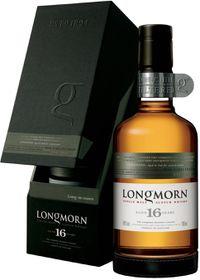Longmorn 16 Year Old Single Malt Whiskey Case (3 x 750ml)