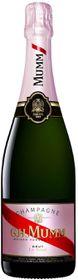 Mumm - Rose Champagne - Case 6 x 750ml