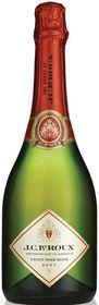 JC Le Roux Pinot Noir Rose Methode Cap Classique Case (6 x 750ml)