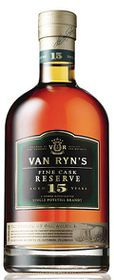 Van Ryn's - Fine Cask Reserve 15 Year Old Brandy -  750ml