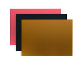 Silhouette 5x7 Metal Etching Sheets (3 Pack)
