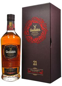 Glenfiddich - 21 Year Old Grand Reserve Single Malt Whisky - Case 3 x 750ml
