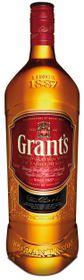 Grants - Family Reserve Scotch Whisky - Case 12 x 1 Litre