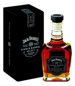 Jack Daniels Single Barrel Tennessee Whiskey - 750ml
