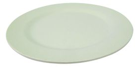 LeisureQuip - Biodegradable Bamboo Plate - White