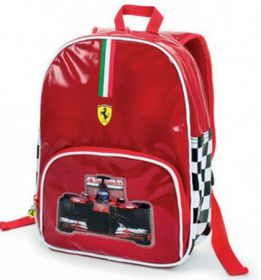 Ferrari Kids Collection Backpack