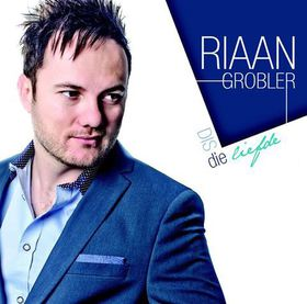 Riaan Grobler - Dis Die Liefde (CD)