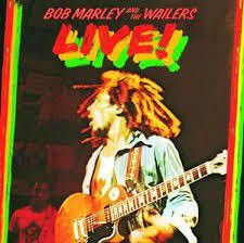 Bob Marley - Live! (Vinyl)