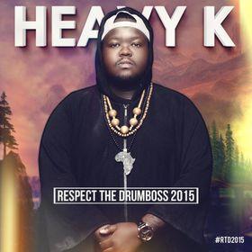 Heavy K - Respect The Drumboss 2015 (CD)