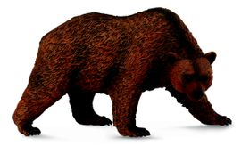 Collecta Wildlife-Brown Bear -L