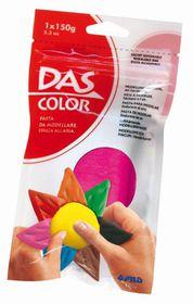 DAS Air Hardening Modelling Clay 150g - Magenta