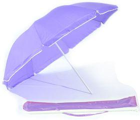 St Umbrella - Beach Umbrella - Purple