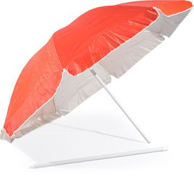 St Umbrella - Beach Umbrella - Red