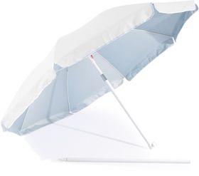 St Umbrella - Beach Umbrella - White
