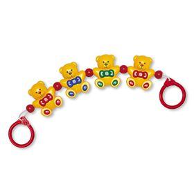 Tolo Little Bears Pram Toy