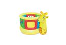 Bestway - Jumping Tube Gym & Bop Bag - Giraffe