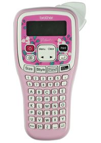 Brother P-Touch H105 Label Printer - Pink