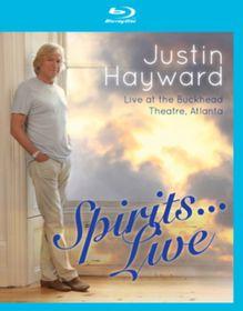 Justin Hayward - Spirits...Live (Blu-Ray)
