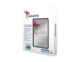 "Adata SP550 240GB 2.5"" Solid State Drive"