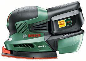 Bosch - PSM 18 LI Cordless Multi-Sander - Green