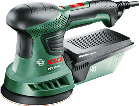 Bosch - Random Orbit Sander - Green