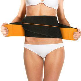 Homemark Perfect Shaper Double Compression Velcro Waist Belt