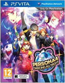 Persona 4 Dancing All Night (PS Vita)