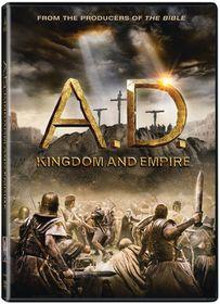 AD: Kingdom and Empire (DVD)