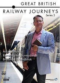 Great British Railway Journeys - Series 3 - Complete (DVD)